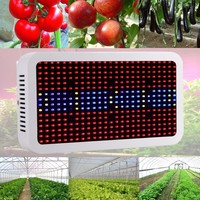 High Brightness 400W LED Full Spectrum Plant Grow Light Panel 140W True Watt LED Grow Lights for Hydroponics Indoor Plant Seed