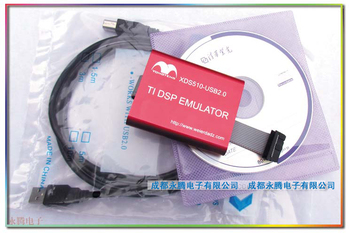 TI XDS510 USB2.0 DSP Simulator CCS3.3 (Professional Edition) DSP Development Tool professional meego application development