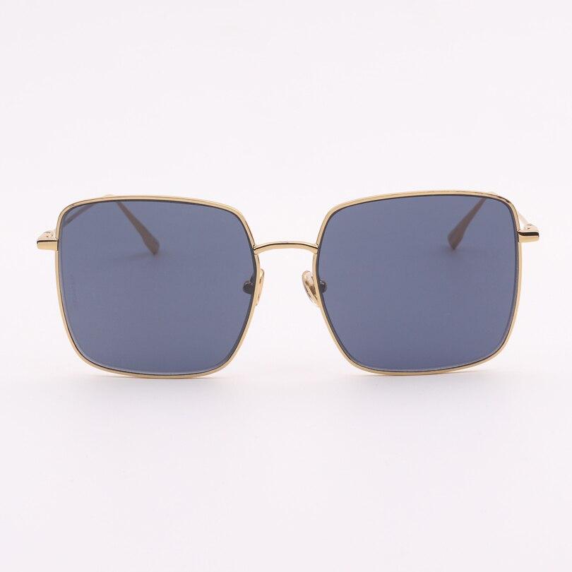 Sonnenbrille Mode Und Neuheiten Objektiv Sol co3 Hohe Co1 co4 Oculos Frauen co2 Rahmen Gold Quadrat Männer Qualität Grau Del SgvHz