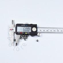 Ball-Bearing Chrome-Steel Inch Precision:G10-Grade Ball-Diameter:6--Mm-6mm/0.2362205