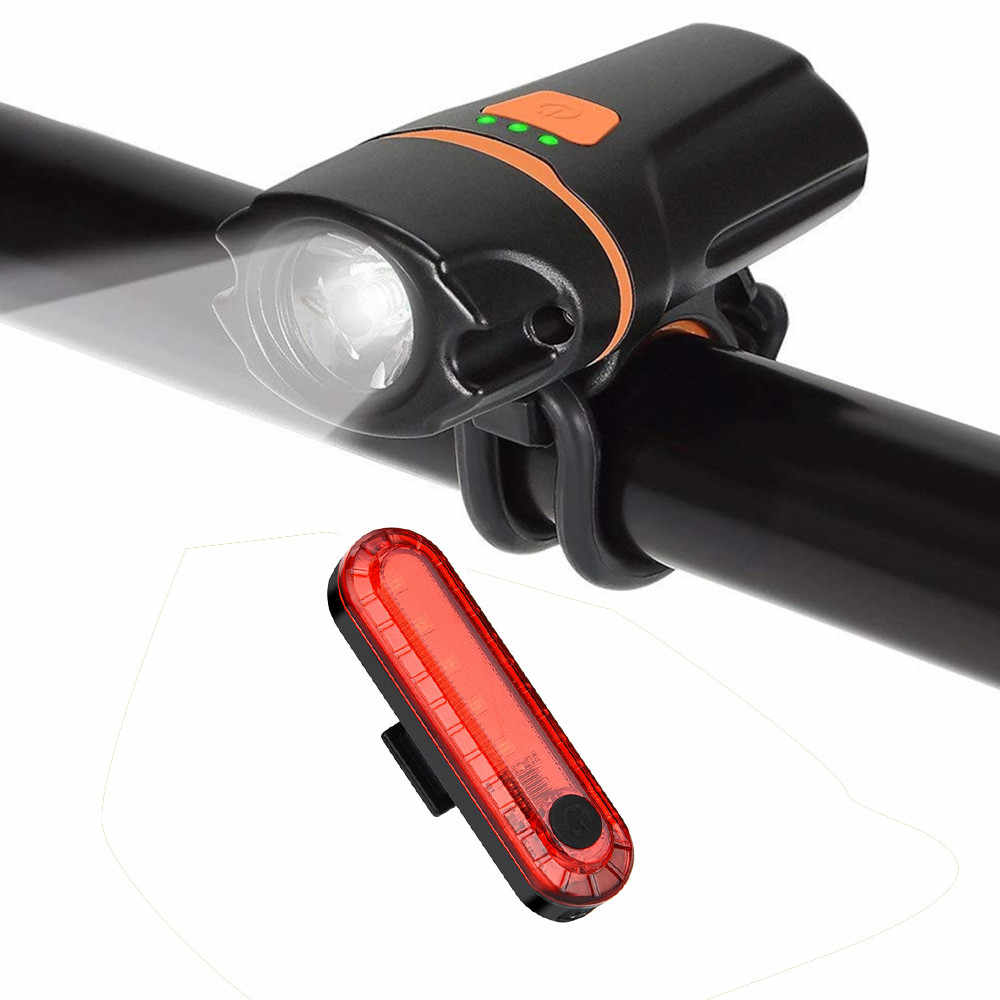 Высокий свет T6 светодиодный велосипедный фонарь велосипедный фонарик переднего света Водонепроницаемый 6 переключатель режима IP65 450 Поликарбонат пластик # JX