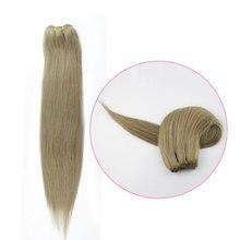 3 Bundles 300G Hair Weft Brazilian Virgin Hair Extensions Weaving Straight Human Hair 16″-26″ Color #18 Free Shipping Hair Wavy