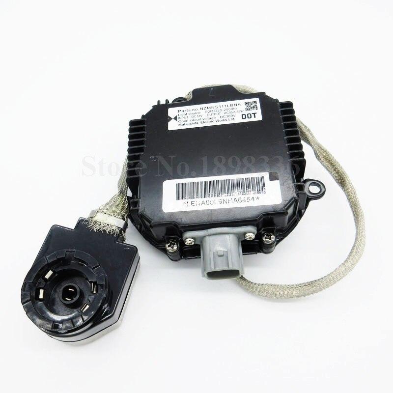 12V 35W FOR Panasonic D2 OEM HID BALLAST LENA00L8D2A0508 LENA00L9NHA6454 D2S R DENSO HID BALLAST