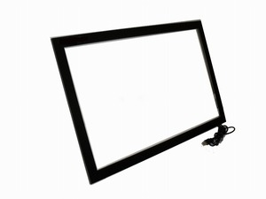 """Image 5 - Fast Shipping! 55"""" 10 points multi Infrared IR touch screen panel frame overlay kit, driver free, plug and play"""