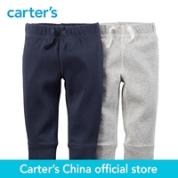 Carter's 2pcs baby children kids 2-Pack Pants 121D555,sold by Carter's China official store