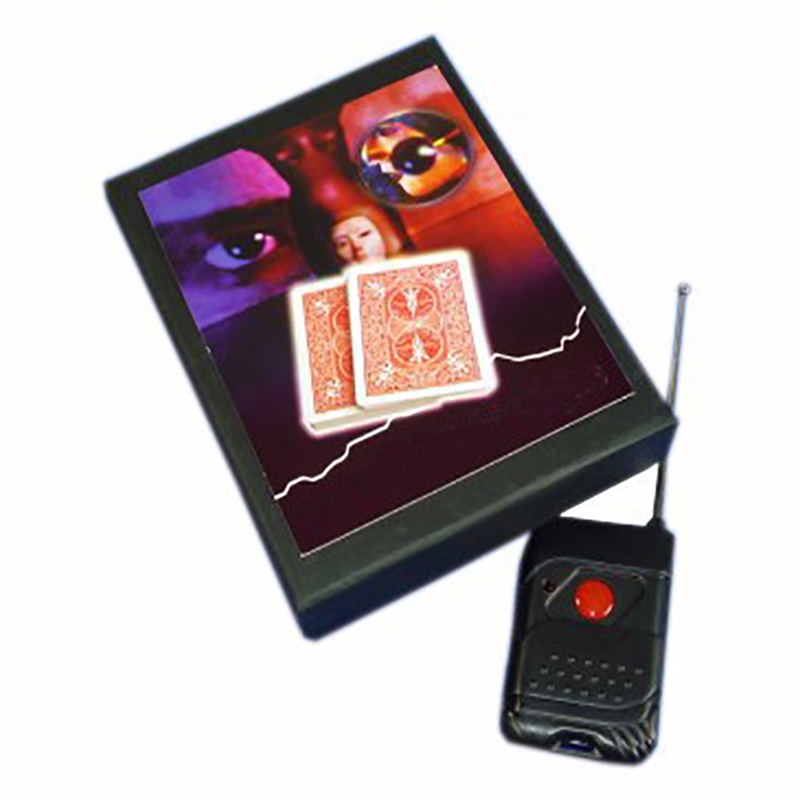 Cartes magiques invisibles à main tours de magie accessoires de magie