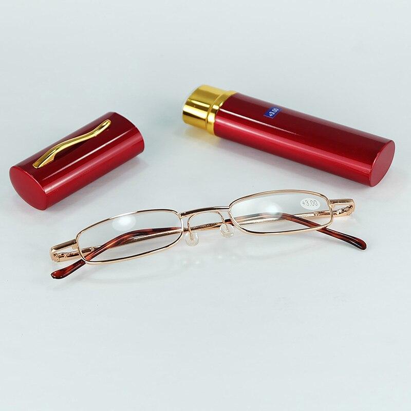 ᐅТонкие металлические трубки, очки для чтения как Just Mustard ...