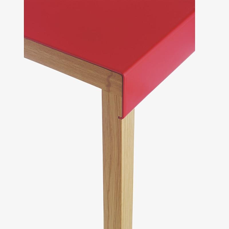 Square Side Table Minimalist Furniture , Wrought Iron Coffee Table Black  Paint Red Oak White Oak Hickory New Modern Minimalist F On Aliexpress.com |  Alibaba ...