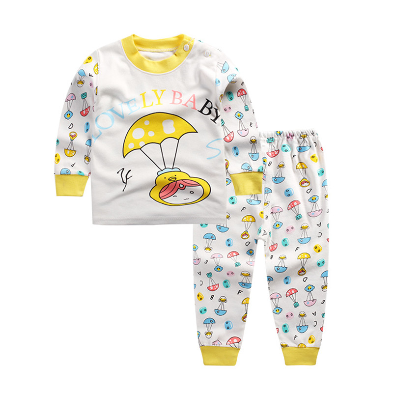 new Autumn Winter kids indoor suits children inside warmly clothing sets T-shirt+ pant 2pcs/set baby boys girls 2 wear алексей алешко недвижимость inside 2