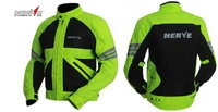 Germany NERVE motorcycle jacket Super breathable /M mesh / fluorescent yellow summer motorbike clothing DROP car clothes jacket