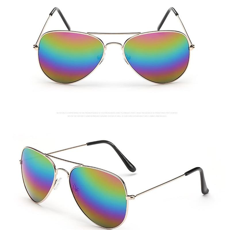 d3ac55c4441c Dropwow LeonLion 2018 Pilot Mirror Sunglasses Women Men Brand ...
