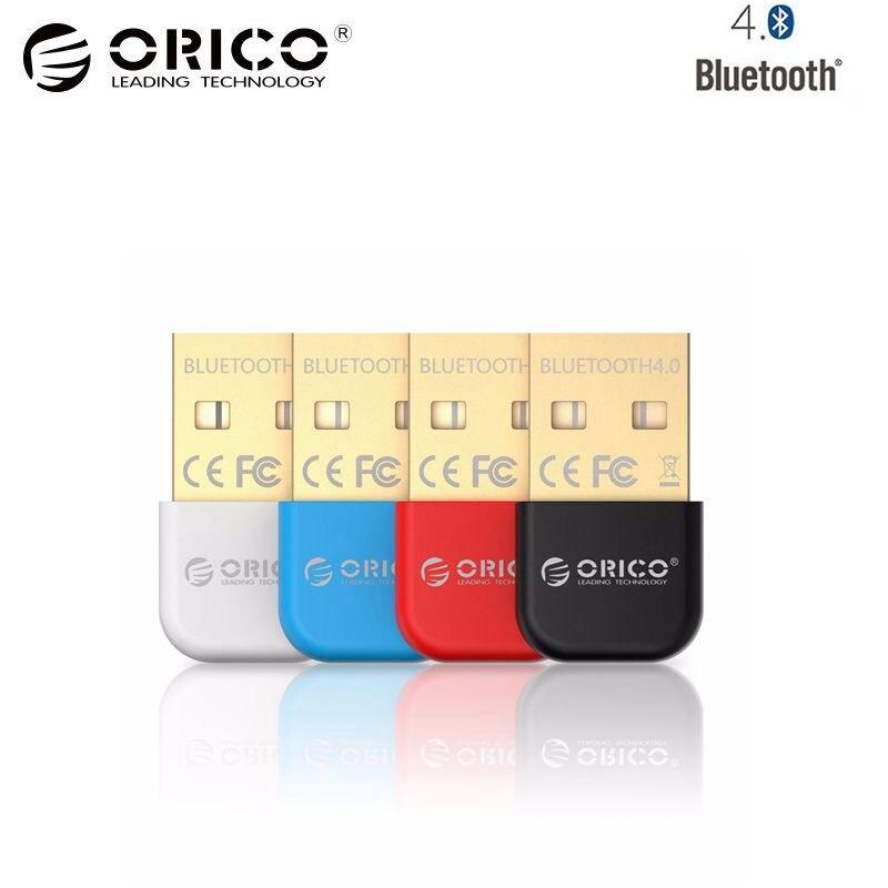 ORICO BTA-4.0 USB Bluetooth Adapter Wireless Dongle Trasmettitore Musica Ricevitore Audio per PC Windows Vista Bluetooth 2.1/2.0/3.0