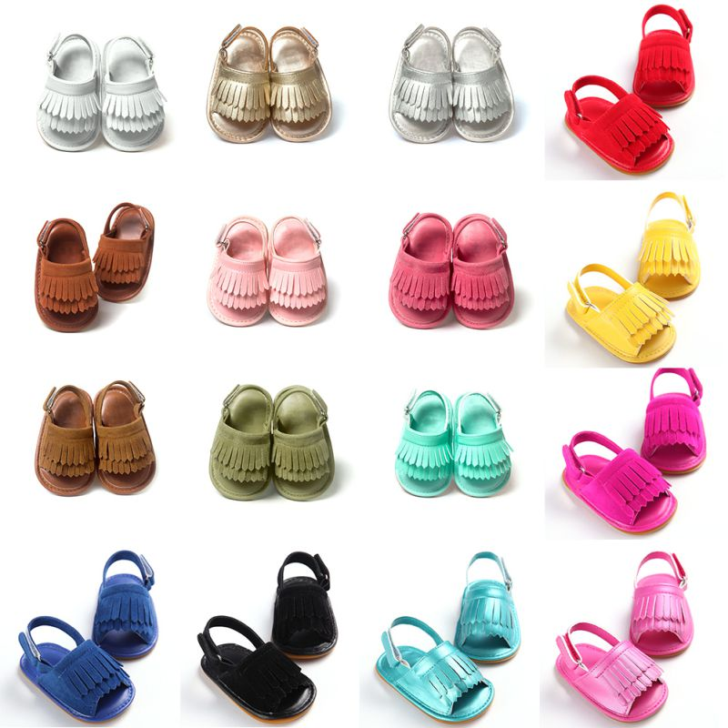 Hot-Sale-Baby-Sandals-Summer-Leisure-Fashion-Baby-Girls-Sandals-of-Children-PU-Tassel-Clogs-Shoes-7-Colors-5