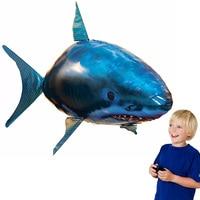 Outdoor Spielzeug RC Air Shark Fliegen Clownfish Fernbedienung Fliegende Fische