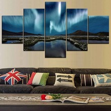 HD Printed Picture Decor Paintings Natural Landscape Painting Canvas Wall Art Home Artwork