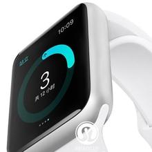 Новый smart watch спортивные smartwatch часы для Apple Iphone 5 6 6S 7 8 X plus для samsung honor 3 sony 2