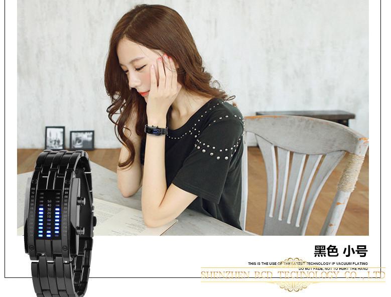 LED watch24