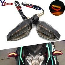 FOR KTM 150SX/XC/XC-W 200XC-W Waterproof Motorcycle Steering light modified LED turn signal high brightness blinker Daytime Lamp