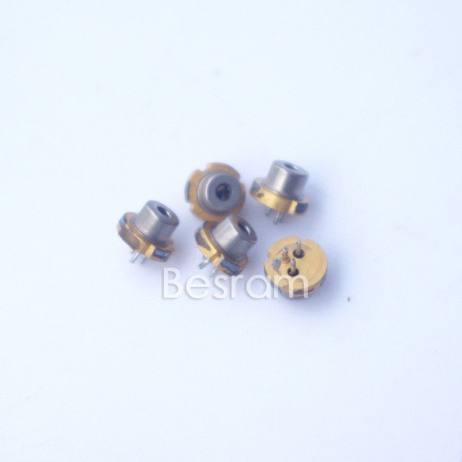 3.8mm TO38 65mw 405nm Violet Blue Laser Diode LD Nichia NDHV1342 K-pin