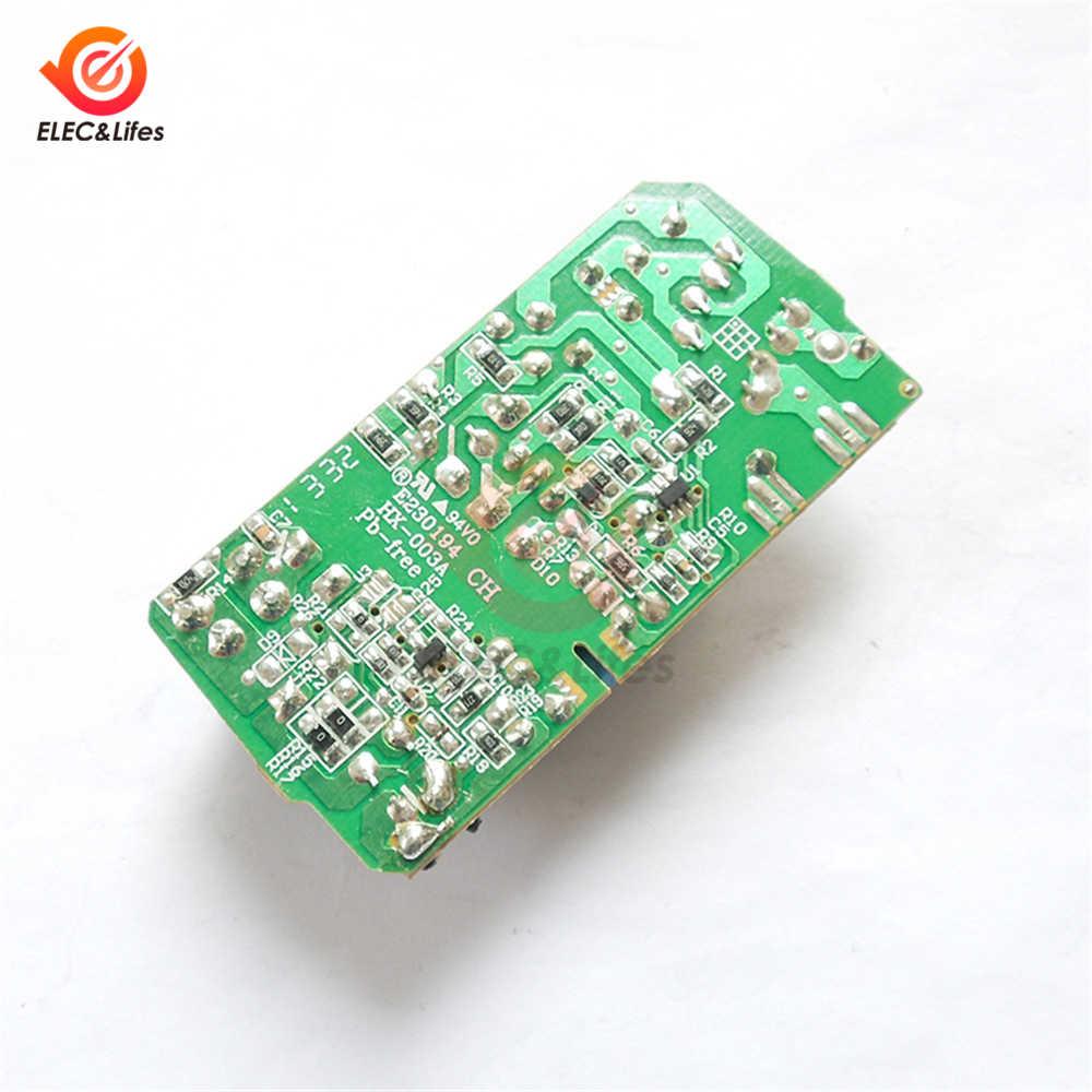 AC-DC transformateur 12V 1A Module d'alimentation à découpage 100-240V 50/60Hz électronique bricolage PCB panneau nu régulateur de tension module