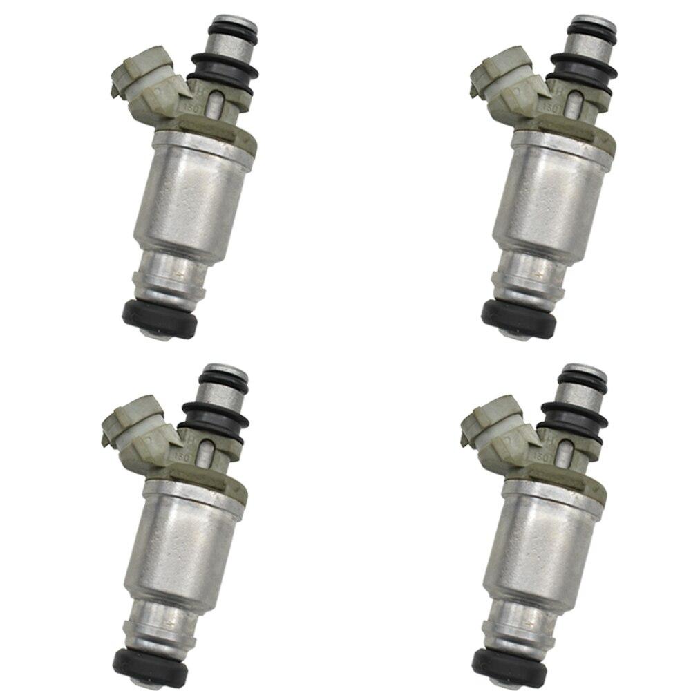4PCS LOT Fuel injectors for 89 93 Geo Prizm Corolla 1 6L 23250 16120 23209 16120