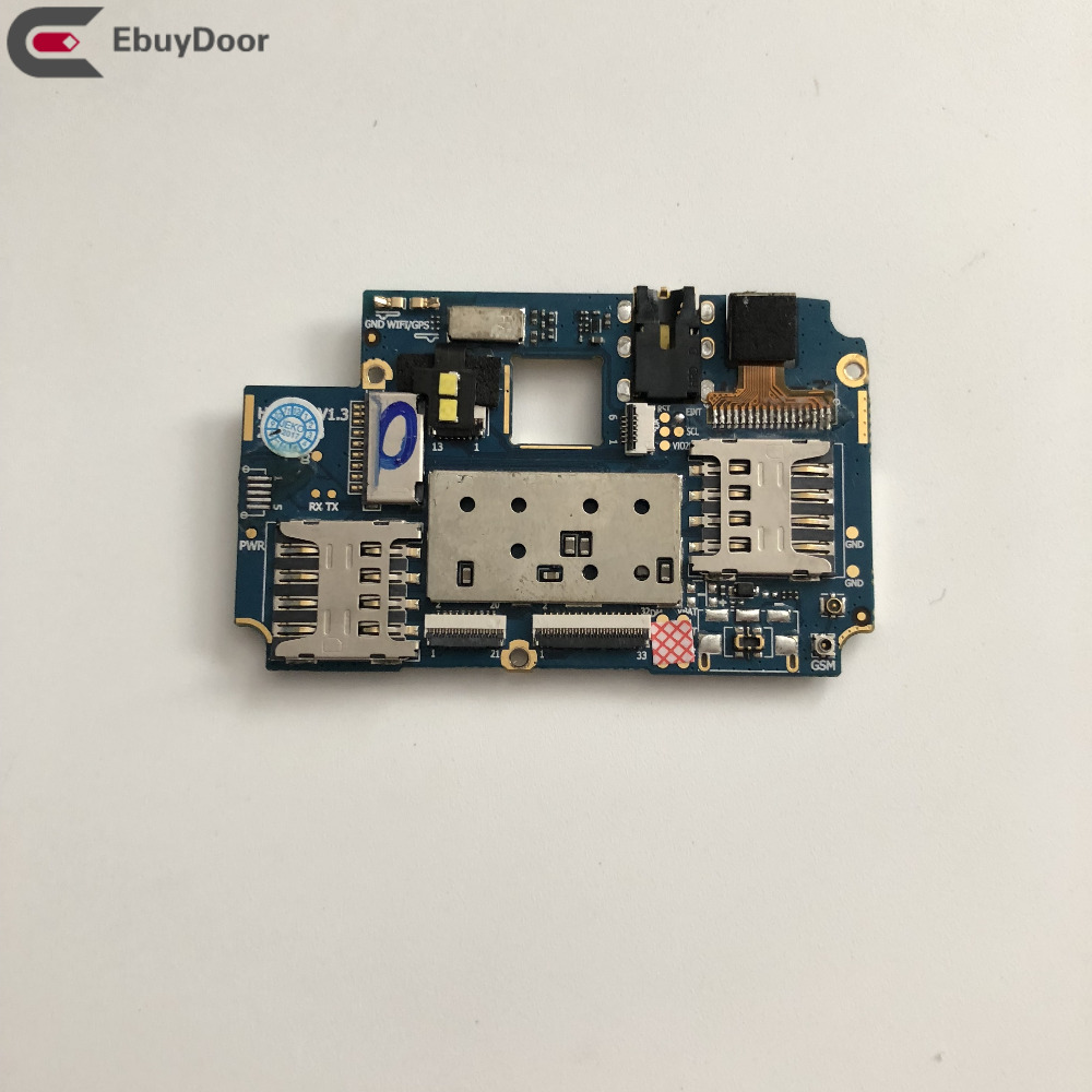 Used Mainboard 1G RAM+16G ROM Motherboard For Blackview R6 Lite MTK6580 Quad Core 5.5 inch 960x540 Free Shipping