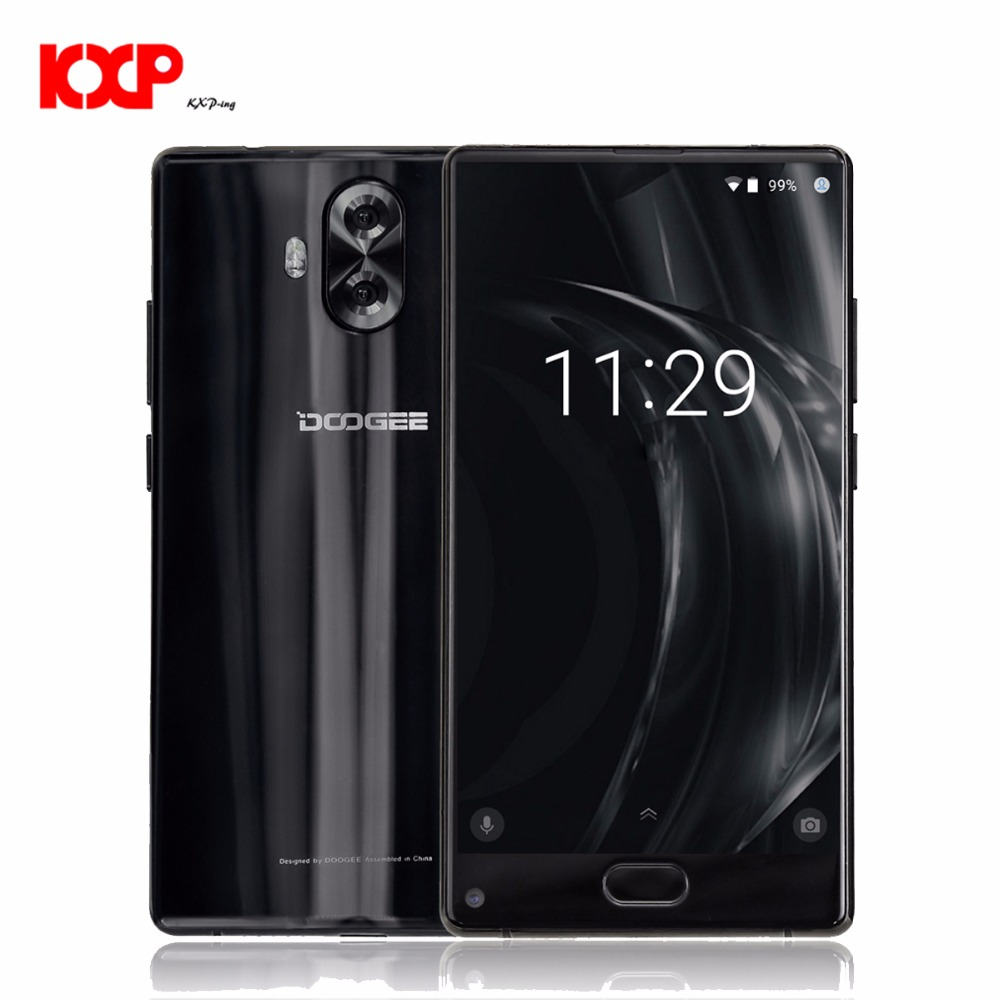 DOOGEE Mix Lite 4G Smartphone Android 7 0 5 2 inch MTK6737 Quad Core 1 45GHz