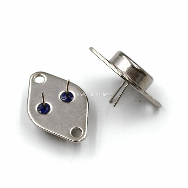 5PCS Transistor 2N3055 3055 TO-3 15A 60V NPN AF Amp Audio Power New