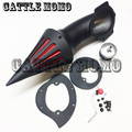 Motorcycle Spike Air Cleaner Intake Filter For Honda VTX 1300 All Years Motorcycle Air Filter System