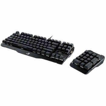 Первая в мире Механическая игровая клавиатура RGB со съемной нумпадом, синхронизацией ауры и переключателями RGB Cherry MX