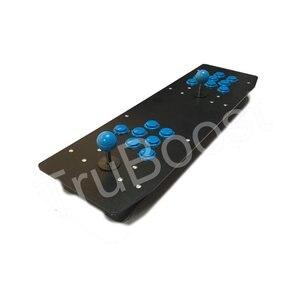 Image 4 - שני נגני ארקייד משחק קונסולת Plug Play מופעל על ידי פטל Pi רטרו 10000 משחקים מותקן מראש