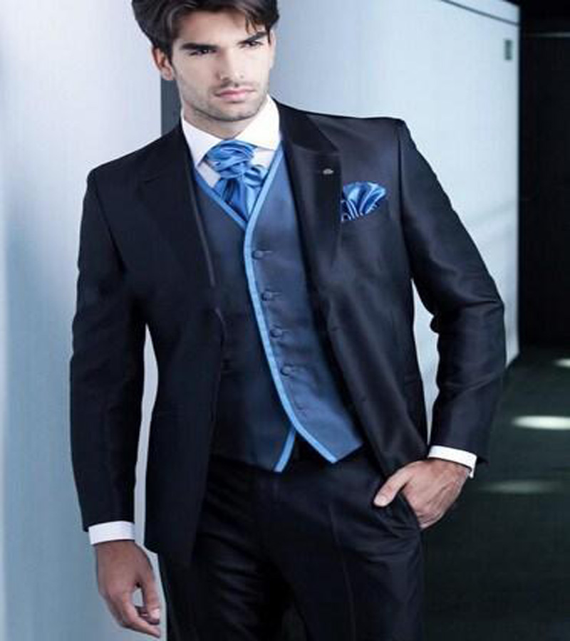 Best Grey Wedding Suits For Groom Pictures - Styles & Ideas 2018 ...