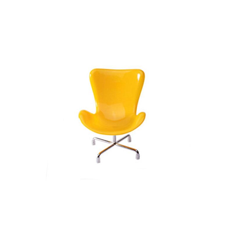 6pcs / lot plastične modne lutke stolice, 6 boja mješoviti 1/6 Doll - Lutke i pribor - Foto 2
