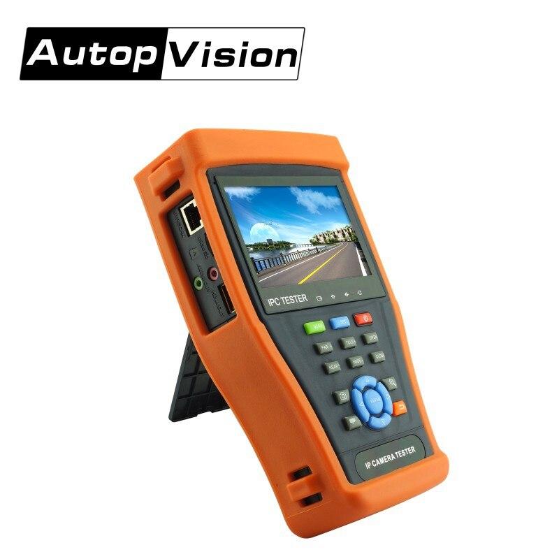IPC4300 CCTV Tester 4.3