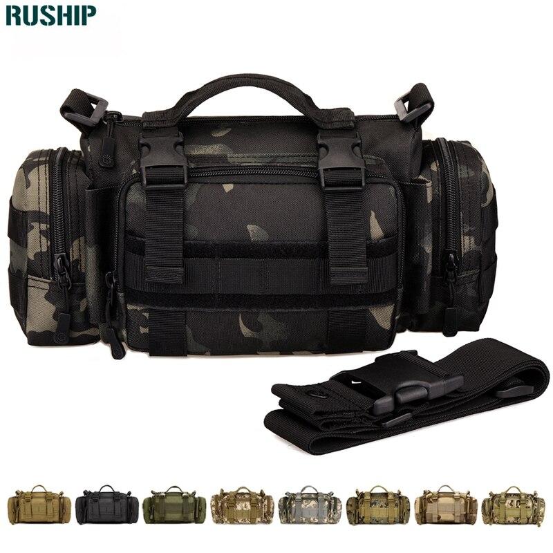 고품질 방수 나일론 3P 마법 가방 지갑 스포츠 사냥 - 스포츠 가방