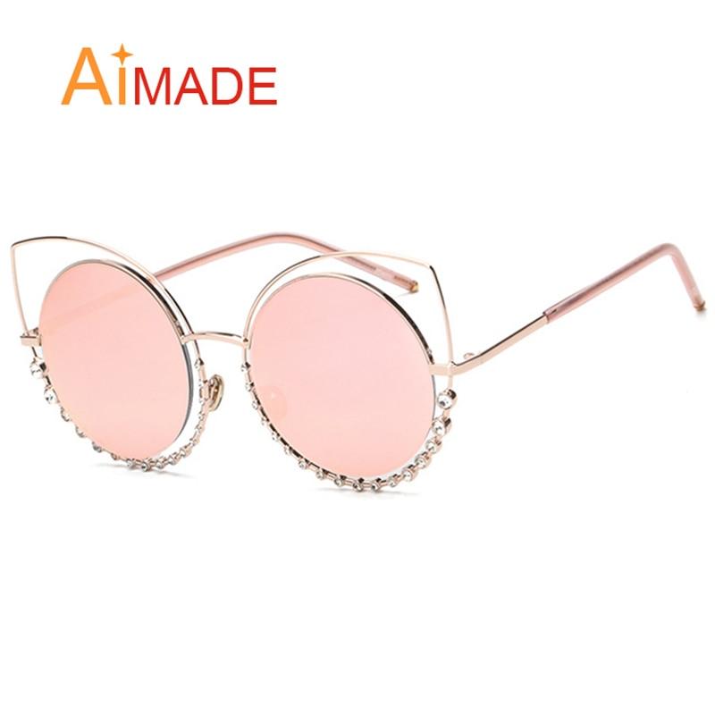 0152d86368a6 Aliexpress.com   Buy Aimade 2018 New Luxury Oversized Rhinestone ...