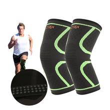 Breathable warmth Kneepad winter sports safety  Knee Pads Training Elastic Knee Support knee protect 1pcs