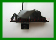 HD !!! Hyundai IX35 / I35 / Tucson 2011 REVERSE backup rear view mirror image with guide line SONY CHIP CCD camera
