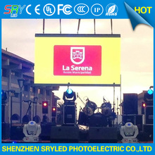 SRY Promotions Full Color led p10 rgb display