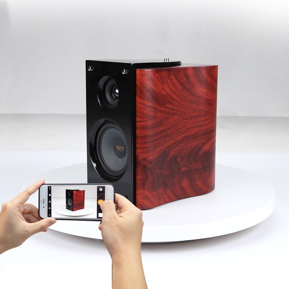 ファルコンアイズ60センチT360 A03 360度3d電動回転表示写真撮影ターンテーブル最大荷重40キログラム用ショー製品  グループ上の 家電製品 からの フォトスタジオ用アクセサリー の中 3
