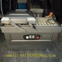 Nuevo DZ-400/2 S máquina de envasado al vacío de doble cámara de acero inoxidable máquina de envasado al vacío continuo máquina de vacío para alimentos