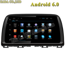 NAVITOPIA 1024*600 9inch Quad Core Android 4.4/Android 6.0 Car Radio player for Mazda CX-5 2013- With Wifi Mirror Link Maps GPS