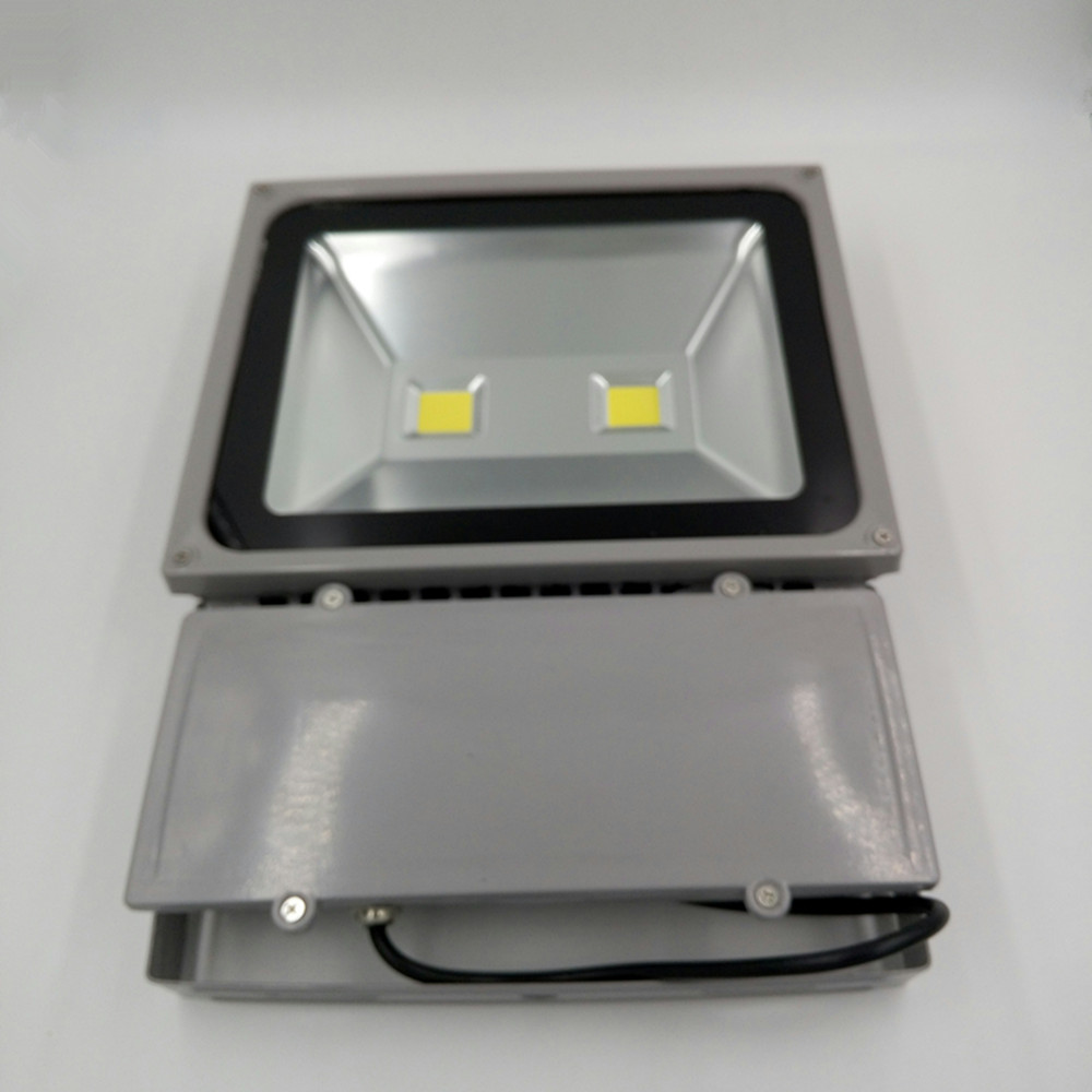 1PCS LED Floodlight 100W Warm White Cold White Led Flood Light Outdoor Lighting WaterProof IP 65