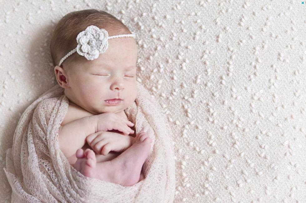 Newborn photography props lace baby wraps photo prop lace trim checkered layering basket draping baby photo prop in sheets from mother kids on