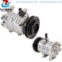 VS12 auto ac compressor for Kia Soul 2.0L 2010 2012 TEM255804 CO 11222C 977012K101 977012K101RU 157389 158389|A/C Compressor & Clutch| |  -