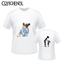 Mothers day tshirt regular Parent-child solid color top modal short sleeves summer tee casual slim tshirt Kawaii tee COYICHENO shelby zach 6lowpan the wireless embedded internet