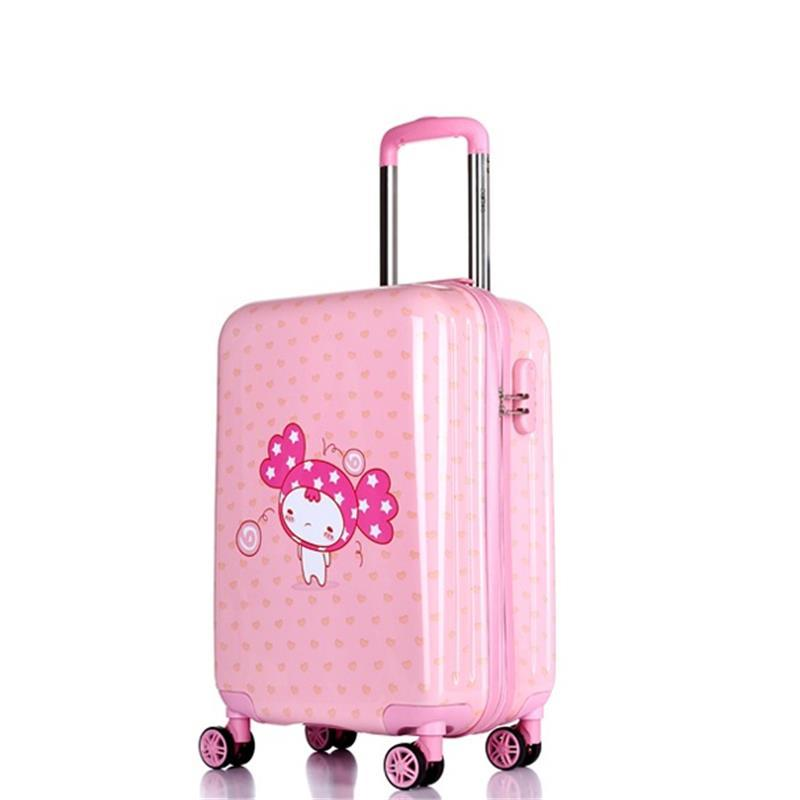 "18""19""20""inch children student wheels trip suitcases and travel bags valise cabine suitcase valiz carry on luggage"