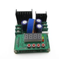 B3008 Precision CNC DC DC Constant Voltage Constant Current Buck LED Driver Modules Solar Charging B3606