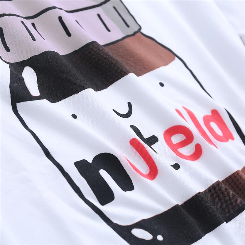 HTB1R 7kQVXXXXX0apXXq6xXFXXXO - Nutella Crop Tops Summer T Shirt