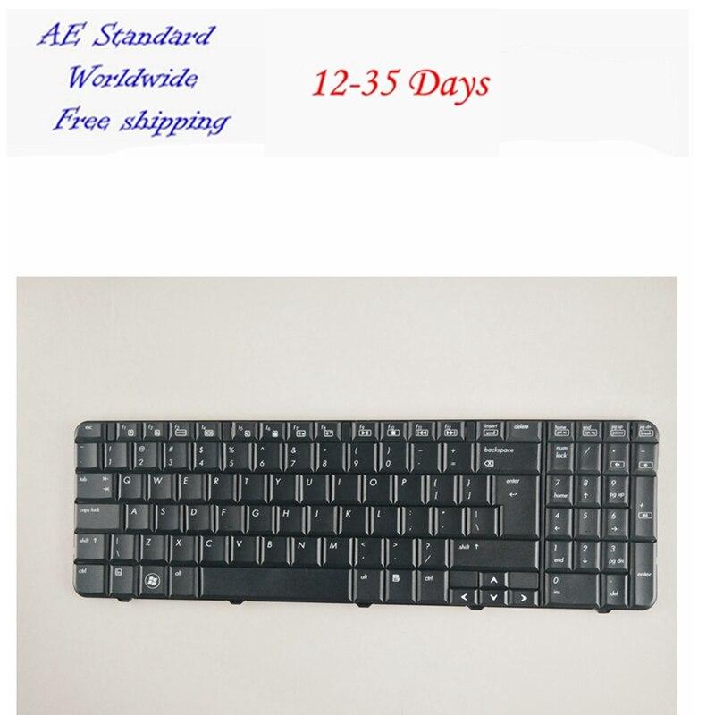 UI Remplacer clavier d'ordinateur portable POUR HP 115 427 G60 G60T CQ60-106 209 218 219 201 137 140 220 119 120 CQ60-200 Noir Nouvelle Anglais